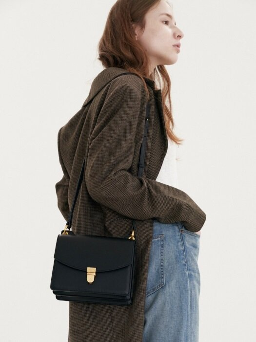 TWIN BAG (BLACK)
