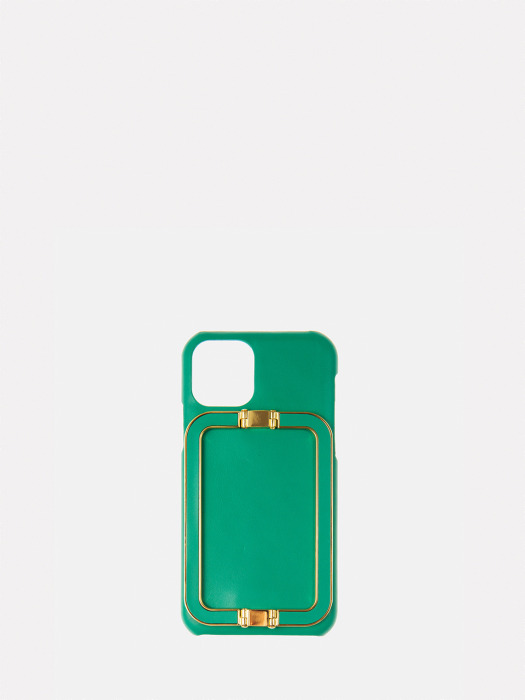 IPHONE 11PRO/11PRO MAX CASE LINEY GREEN
