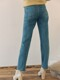 [19FW NEW_DENIM] Mid-rise Straight Jeans_Blue