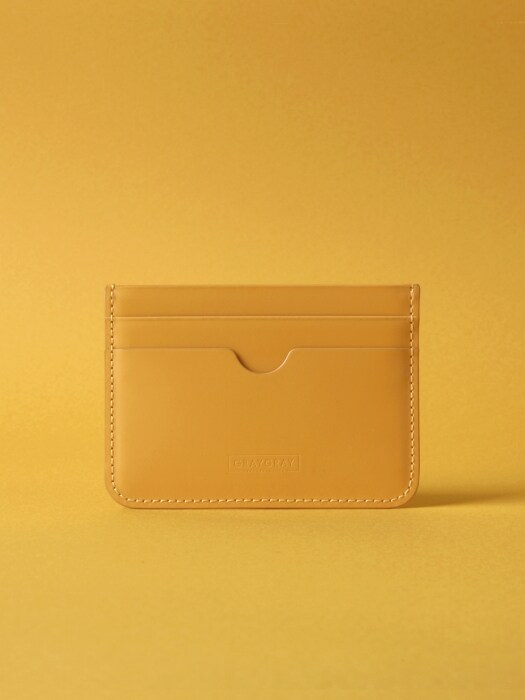 Card Wallet Turn Yellow