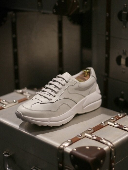 SNEAKERS Argo-White