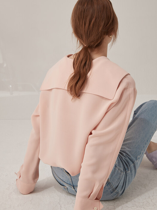 Elly blouse - Pink