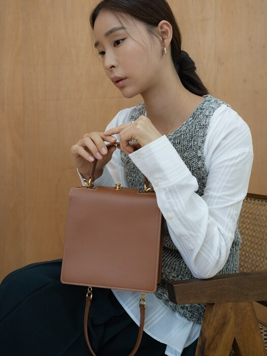 Truffle bag (Maple brown)