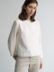 LONG-SLEEVE TOP (CREAM)