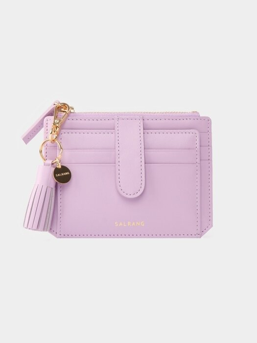 Dijon 301S Flap mini Card Wallet lilac blossom