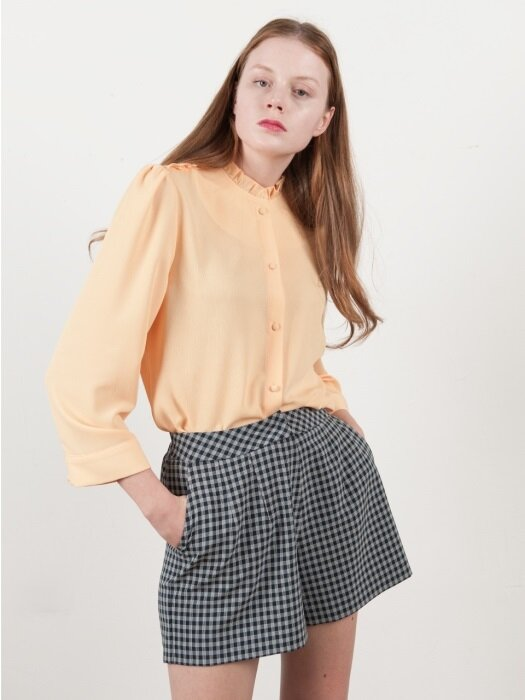 WING BLOUSE YELLOW