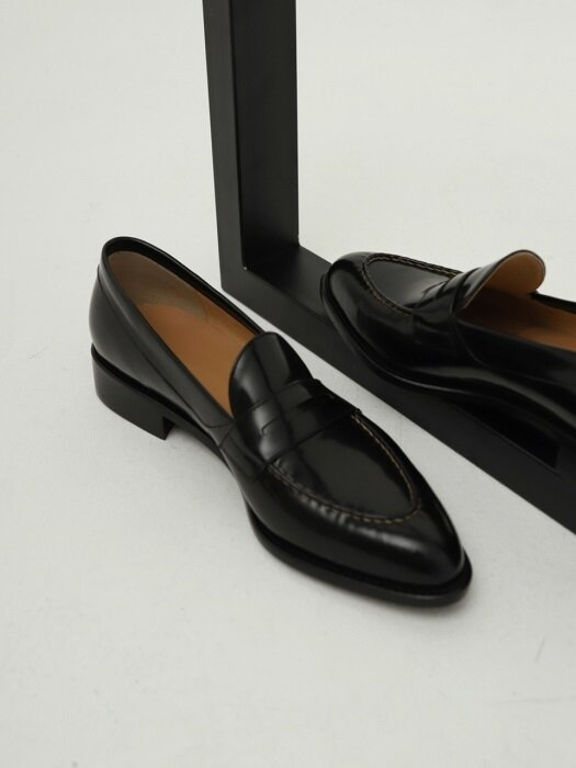 PENNY LOAFER PATENT(블랙)