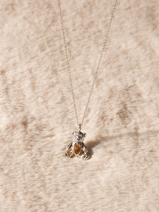 Baby Bear necklace