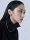 'ㄷ' DIGEUT EAR CUFFS SET