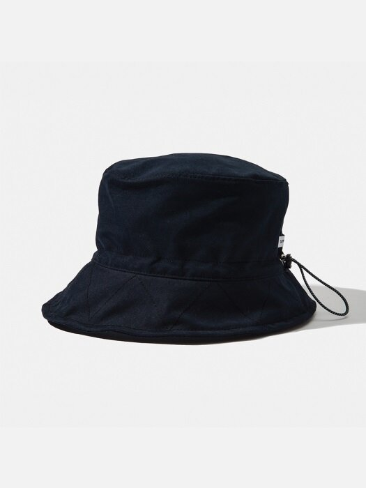 [OUTMODE] NPC STOPPER BUCKET HAT - NAVY