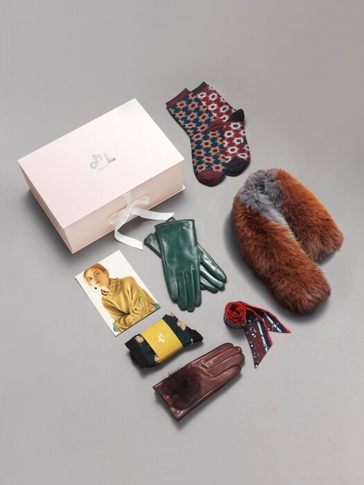 HOLIDAY GIFT EDITION E_CAMEL FOX FUR
