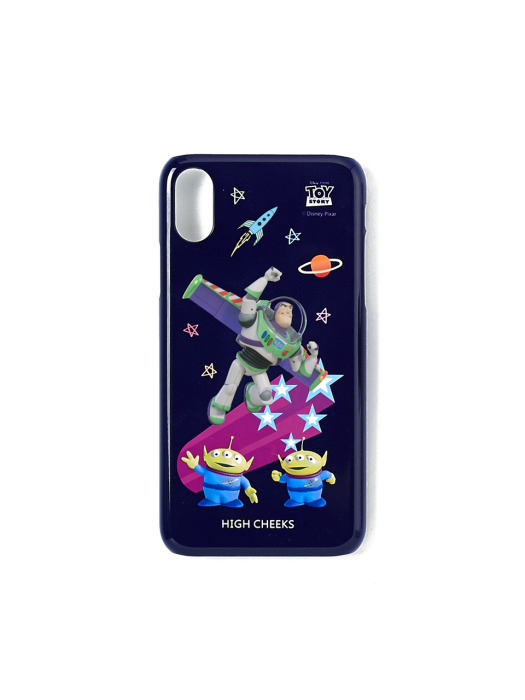 Toy Story Buzz & Aliens Phone Case
