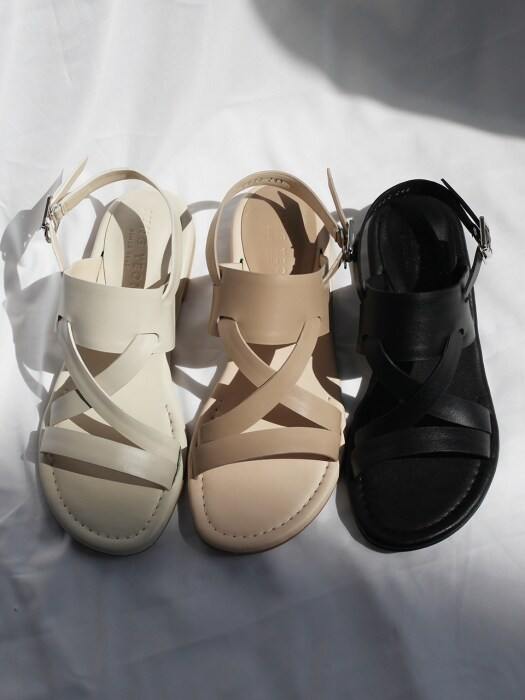 Sandy Sandal (3 colors)