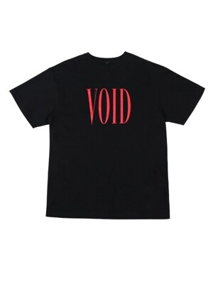 VOID T-Shirt(Red)