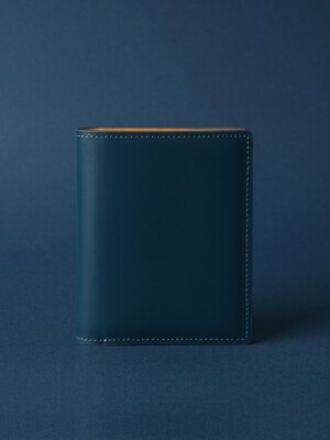 Folding Wallet Deep Blue