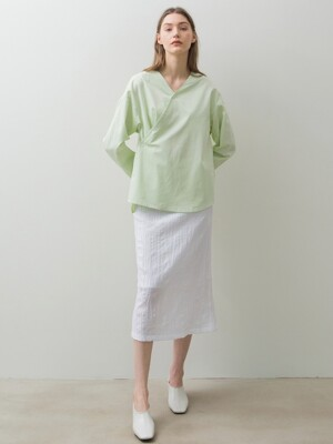 Unblance Shirts - Lime