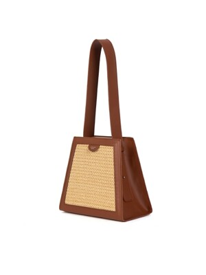 GEO BAG_BROWN