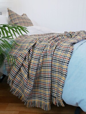 autumn check blanket (울혼방)