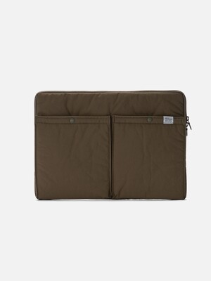 CITY BOYS LAPTOP CASE Khaki