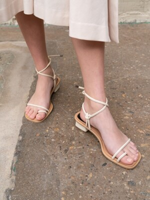 SIMPLE ROPE SANDAL C9S05IV