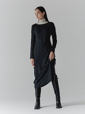 HILDE PIPE DRESS