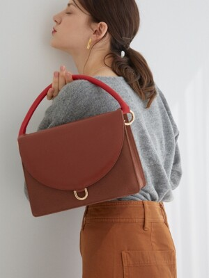 All About RED (shoulder/cross/tote bag)