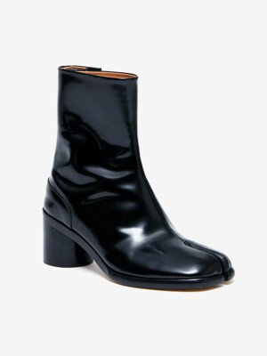 [WOMEN] 20FW TABI PATENT LEATHER BOOTS BLACK S39WU0202 PS679 T8013