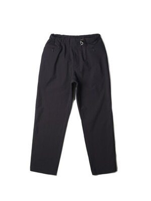 Exciting Carrot-Fit Pants Black