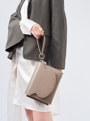 DOVE BAG, Taupe