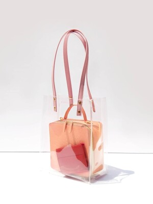 RAIN BAG 04 ROMANTIC PINK