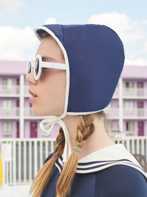 (CH-19371) SWIMMING CAP NAVY