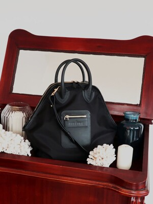 PLAY 3 WAY BAG_Bold Black_M