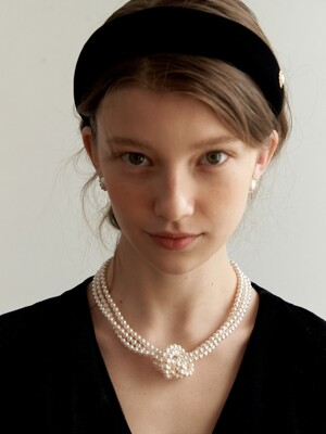 Pearl Tie Two-Way Necklace_NZ1123