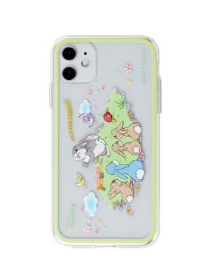 Forest Thumper Clear Case