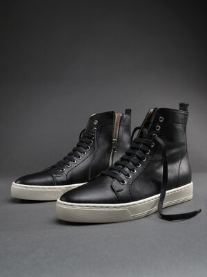 [MEN] Sneakers_Benedict High FCA801-BK