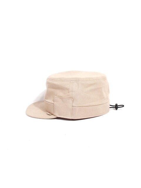 MILITARY WORK CAP - BEIGE