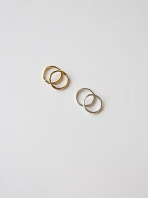 2set wave ring