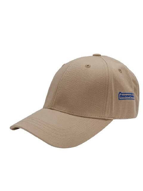 THE NEW PLACE BALL CAP(무지볼캡) - BEIGE
