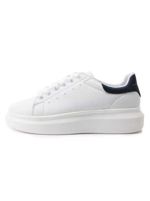 하이 포인트 (HIGH POINT (WHITE/NAVY)) [H-9112]