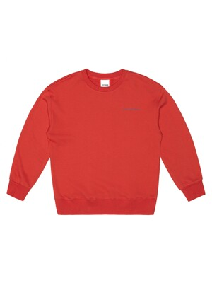 RESEMBLER SWEATSHIRTS (CHERRY)