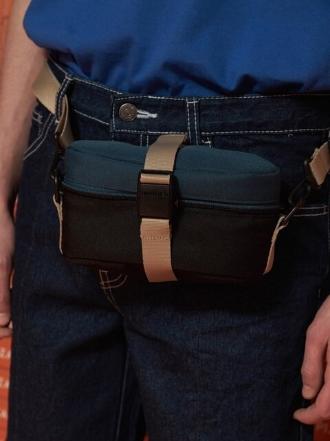 UTILITY FANNY PACK / BLACK