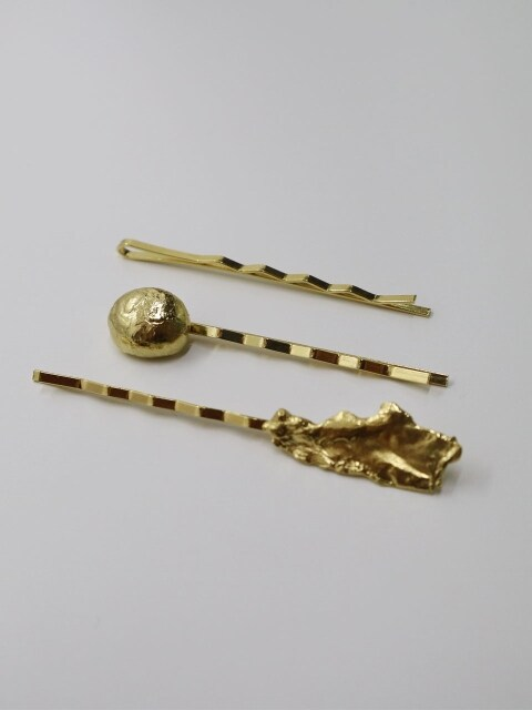 'Thaw' hairpin23, 3piece