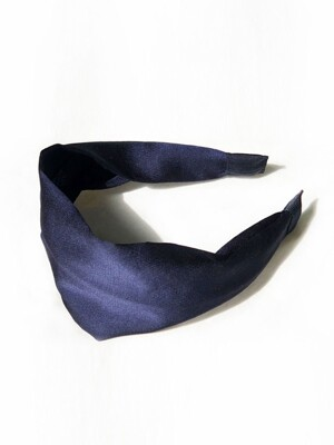 HAIRBAND -  NAVY
