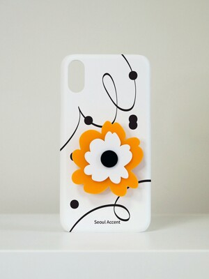 Kkot Orange Smart Tok Case