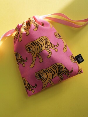 tiger string pouch s