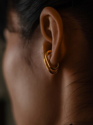 endless way ear-cuffs/glow