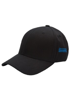 THE NEW PLACE BALL CAP(무지볼캡) - BLACK