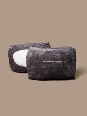 THE PILLOW COVER [GRAY]