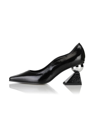 Paola pumps / 19AW-P633 Black