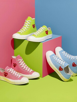 [해외직배송] Chuck Taylor Low/High - BRIGHT 6종